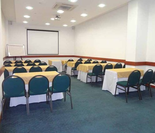 Meeting Rooms - Sercotel Torre de Cali Plaza Hotel